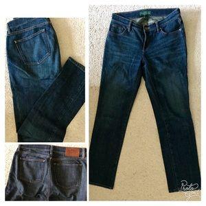 Lauren Ralph Lauren straight leg classic jeans